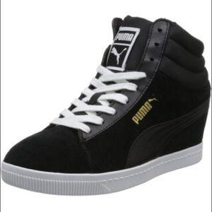 372d20be7ee4 Puma Shoes - PUMA Classic Wedge Sneaker
